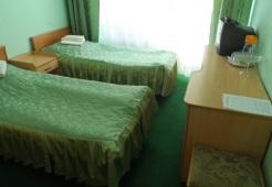 Санаторий имени Димитрова в Кисловодске