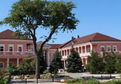 Военный санаторий им. Пирогова в Крыму