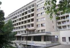 Санаторий имени Семашко в Кисловодске