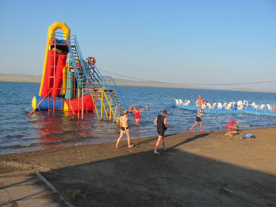 Озеро Шира