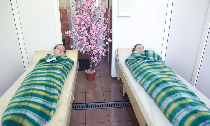 """Лечение в санатории """"Хилово"""""""