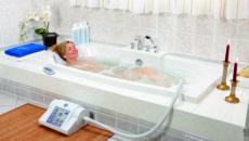 ванна жемчужная показания