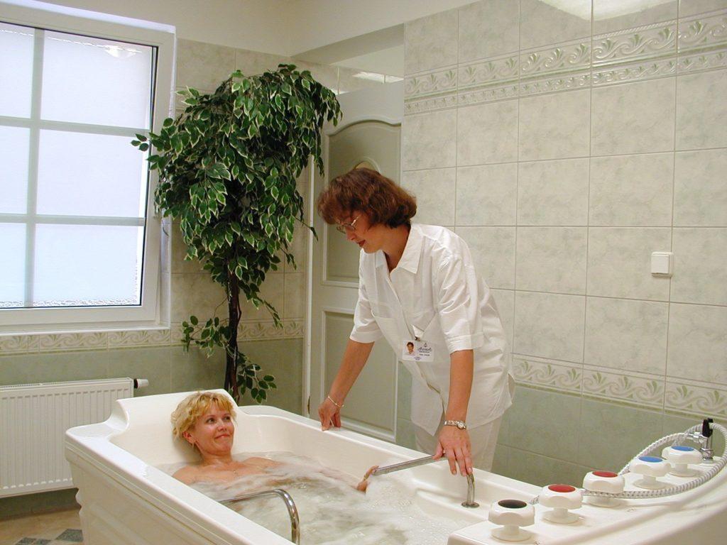 жемчужные ванны показания