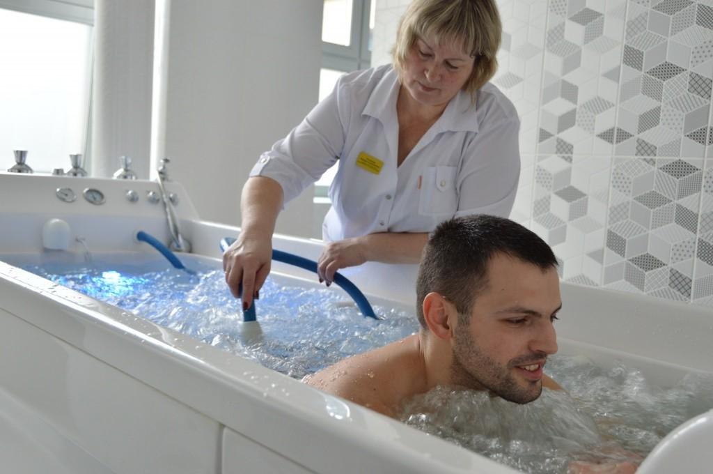 лечение бальнеотерапией