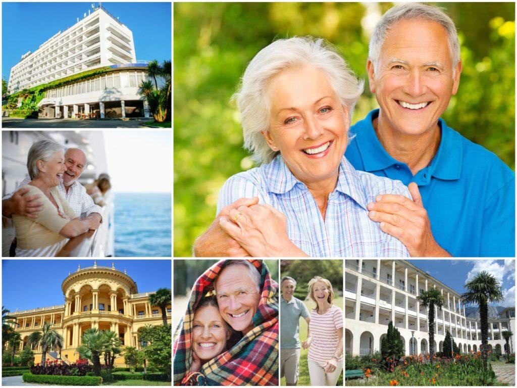 Санатории недорого для пенсионеров
