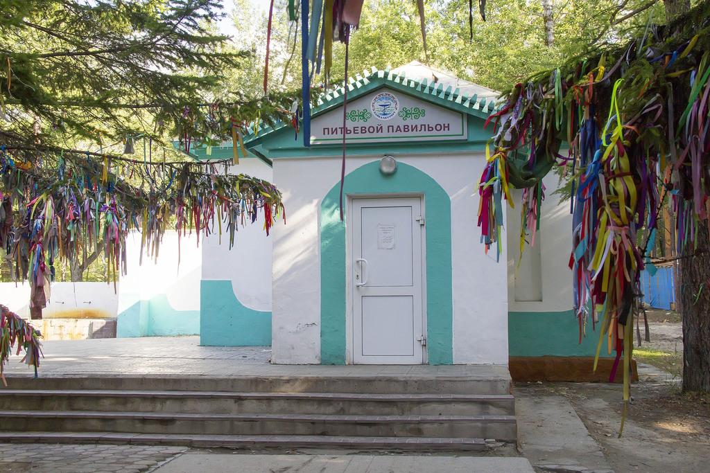 Курорт Аршан для пенсионеров: минеральные источники
