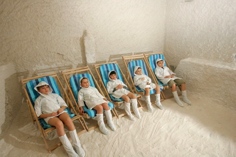 """Санаторий """"Решма"""" для пенсионеров: лечение"""