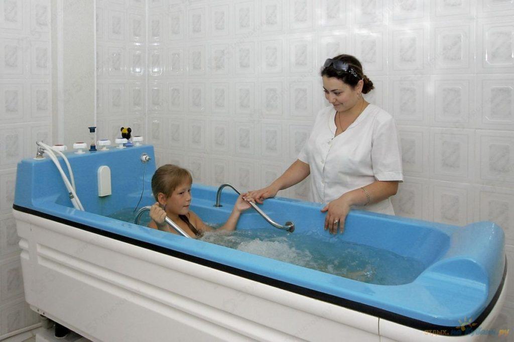 "Лечебная база санатория ""Кубань"""