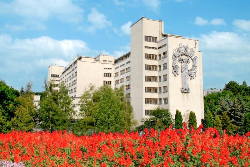 Санаторий им. Семашко в Кисловодске для пенсионеров